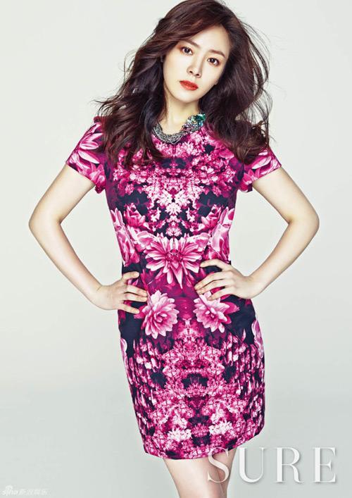 Sang chảnh quyến rũ với váy đầm họa tiết cao cấp